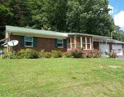 Ironton Single Family Home For Sale: 5000 State Route 650