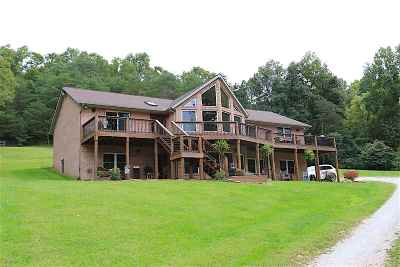 Kitts Hill Single Family Home For Sale: 6400 Co Rd 6