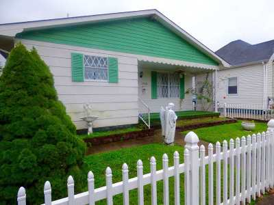 Ironton Single Family Home For Sale: 2108 S 5th Street