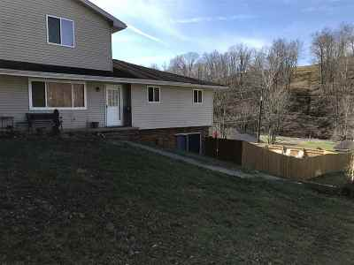 Ironton Single Family Home For Sale: 60 Private Drive 5995 State Route. 243