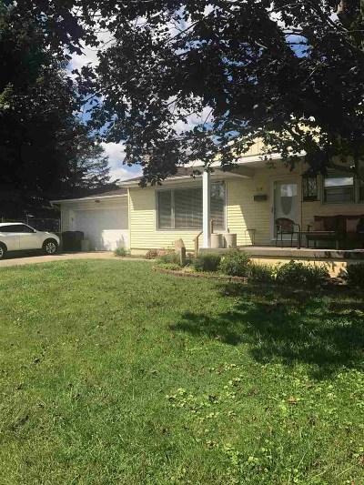Ironton Single Family Home For Sale: 219 Batham Lane