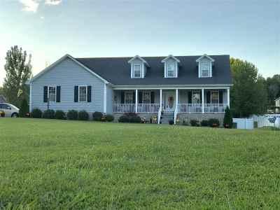 Hurricane Single Family Home For Sale: 2420 Virginia Ave