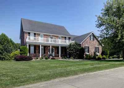 Hurricane Single Family Home For Sale: 3015 Cliffside Road