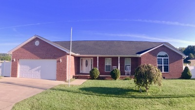 Proctorville Single Family Home For Sale: 93 Township Road 1174
