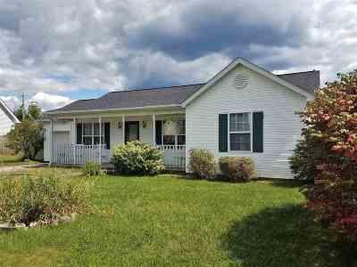 Milton Single Family Home For Sale: 3 Riverview Court