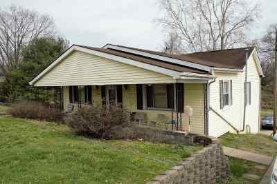 Huntington Single Family Home For Sale: 2811 Overlook Drive