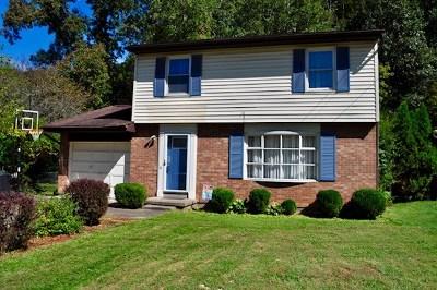 Huntington Single Family Home For Sale: 3360 Norwood Road