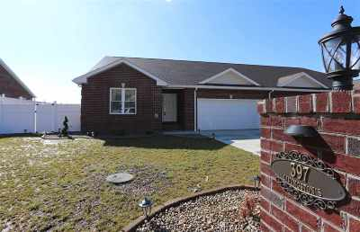 Proctorville Single Family Home For Sale: 397 Private Dr. 574
