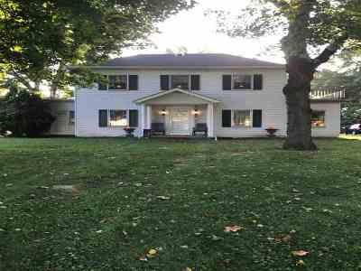 South Point Single Family Home For Sale: 626 County Road 1