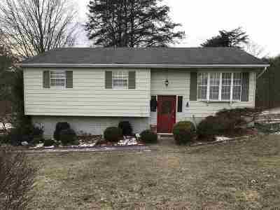 Milton Single Family Home For Sale: 1127 Scenic Drive