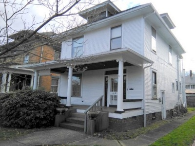 Single Family Home For Sale: 812 S 5th