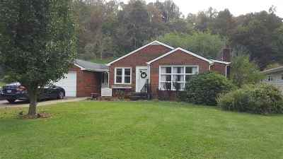 Ironton Single Family Home For Sale: 112 Scherer Road
