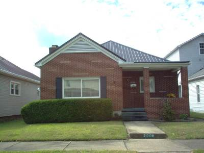 Ironton Single Family Home For Sale: 2008 S 8th Street