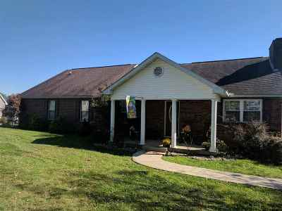 Milton Single Family Home For Sale: 1250 Rock Camp Road