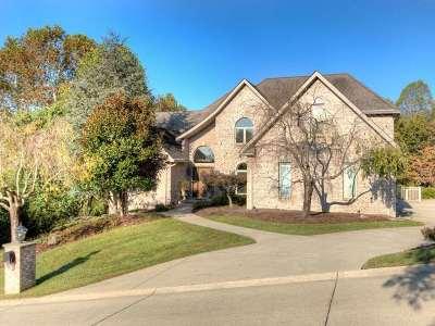 Hurricane Single Family Home For Sale: 1072 Crestmont Road