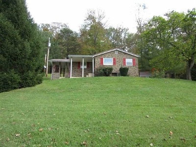 Scotttown OH Single Family Home For Sale: $115,000