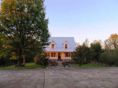 Milton Single Family Home For Sale: 775 T Cupp Road