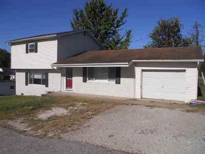 South Point OH Single Family Home For Sale: $139,900