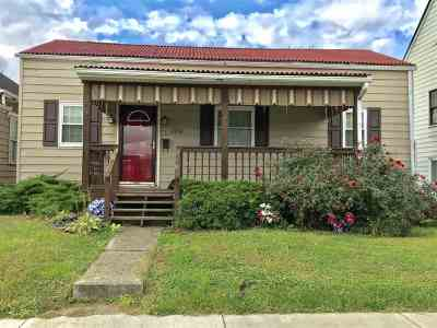 Ironton Single Family Home For Sale: 2724 S 4th Street