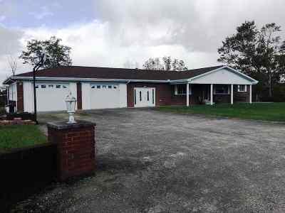 Milton Single Family Home For Sale: 21800 Ashton Upland Road