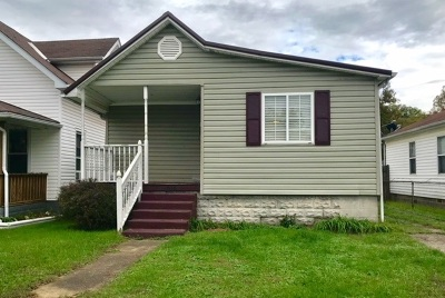 Huntington Single Family Home For Sale: 616 Buffington Street
