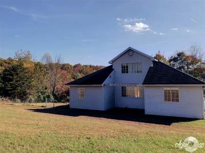 Milton Single Family Home For Sale: Route 1 Box 557b