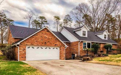 Barboursville Single Family Home For Sale: 132 Brady Drive