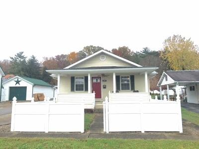 Milton Single Family Home For Sale: 921 Florida Street