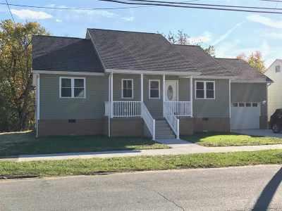 Milton Single Family Home For Sale: 718 Mason Street