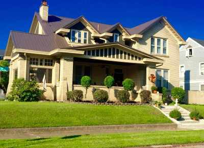 Ironton Single Family Home For Sale: 422 S 5th Street