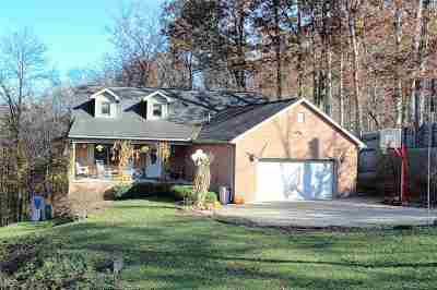 Ironton Single Family Home For Sale: 2746 State Route 141