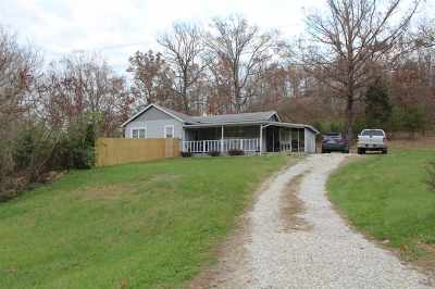 Proctorville Single Family Home For Sale: 3254 Rt 775