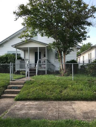 Huntington Single Family Home For Sale: 2420 Collis Avenue