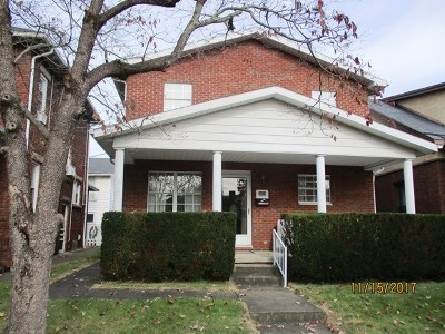 Huntington Single Family Home For Sale: 2804 Highlawn Court