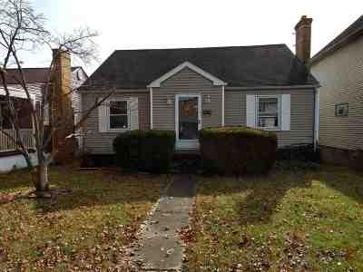 Huntington Single Family Home For Sale: 3413 Piedmont Rd