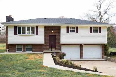 Barboursville Single Family Home For Sale: 3019 Wilson Road