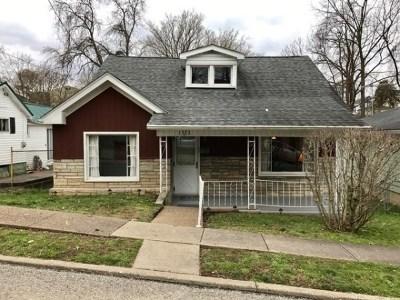 Huntington Single Family Home For Sale: 1323 25th Street