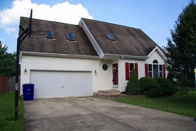 Milton Single Family Home For Sale: 11 Riverview Court