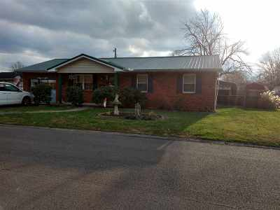 Ironton Single Family Home For Sale: 1738 Waldo Drive