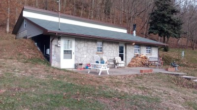 Ironton Single Family Home For Sale: 52 Back Road