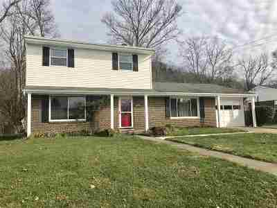 Barboursville Single Family Home For Sale: 236 Bartow Drive