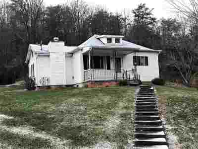 Chesapeake Single Family Home For Sale: 3129 County Road 36