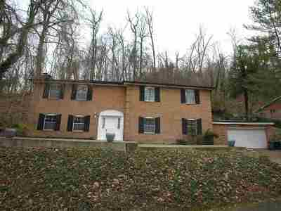 Huntington WV Single Family Home For Sale: $224,900