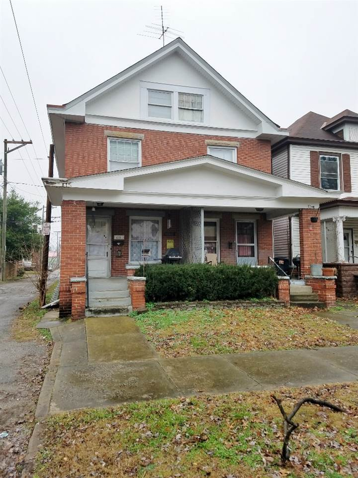 Multi-family Home For Sale in Huntington for $84,900