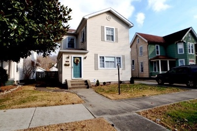 Ironton Single Family Home For Sale: 709 S 6th Street