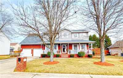 Scott Depot Single Family Home For Sale: 265 Frazier Way