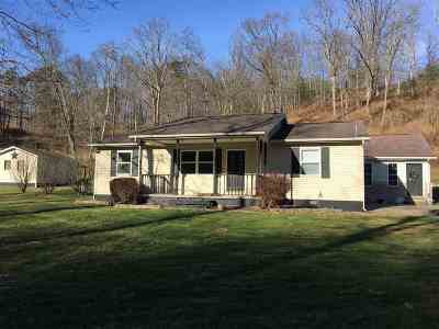 Proctorville Single Family Home For Sale: 14 Private Drive 1295 Twp Rd 163