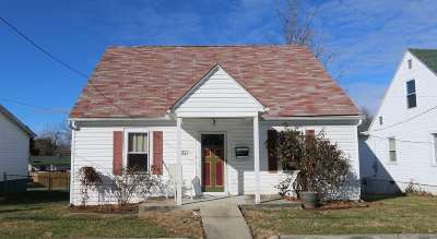 Barboursville Single Family Home For Sale: 402 Spencer Avenue