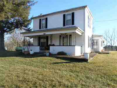 Proctorville Single Family Home For Sale: 2394 Co Rd 67