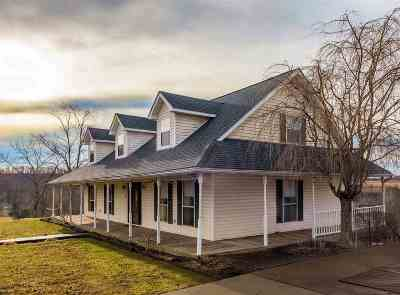 Proctorville Single Family Home For Sale: 419 Township Road 1267